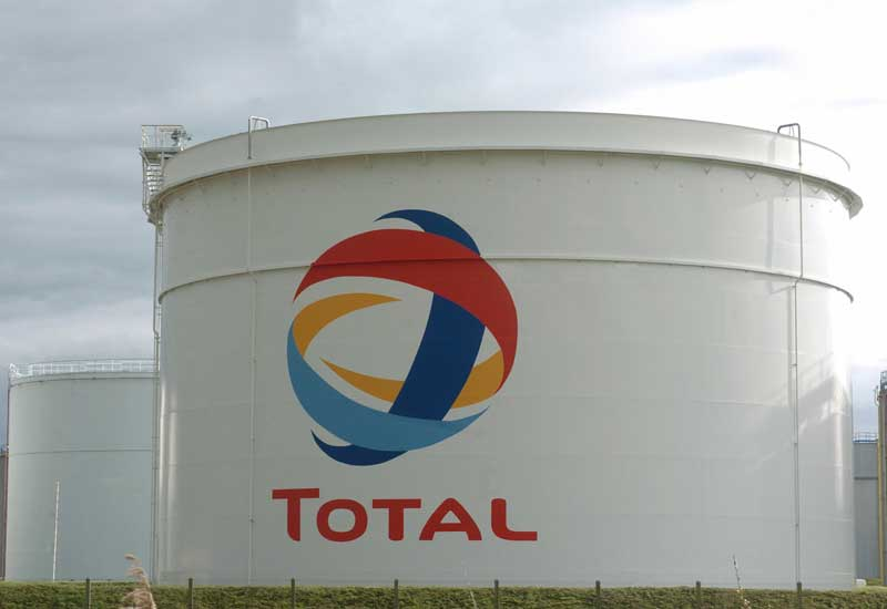 Total oil company